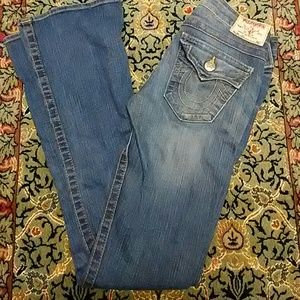 True Religion Jeans Size 26 Made in the USA
